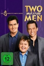 Two and a half Men, 4 DVDs. Staffel.4