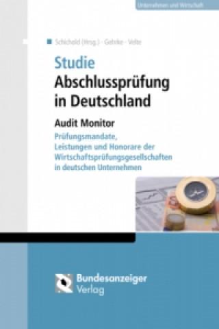 Studie Abschlussprüfung in Deutschland