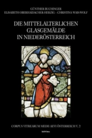 Die mittelalterlichen Glasgemälde in Niederösterreich