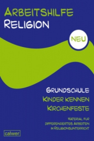 Kinder kennen Kirchenfeste