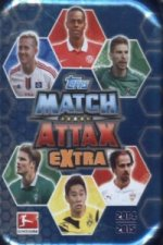 Match Attax Extra (Sammelkartenspiel), Mini-Tin 2014/2015