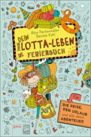Dein Lotta-Leben, Ferienbuch