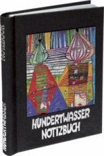 Hundertwasser Notizbuch, Motiv 'Resurrection of Architecture'