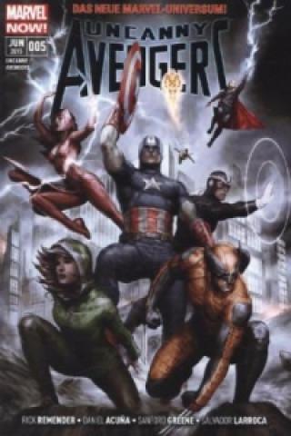 Uncanny Avengers - Marvel Now!. Bd.5