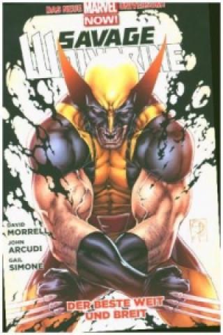 Savage Wolverine - Der Beste weit und breit