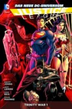 Justice League - Trinity War. Bd.1