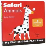 Safari Animals (Slide-and-Play)