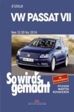 VW Passat VII von 11/10 bis 10/14