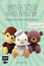 Tierisch süße Häkelfreunde. Bd.1