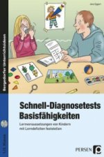 Schnell-Diagnosetests: Basisfähigkeiten, m. CD-ROM