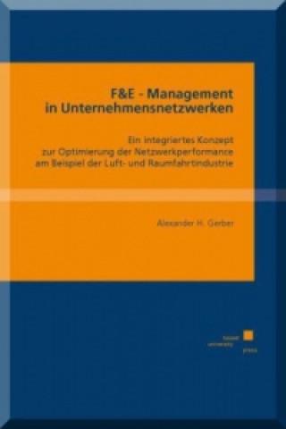 F&E - Management in Unternehmensnetzwerken