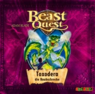 Beast Quest: Toxodera die Raubschrecke