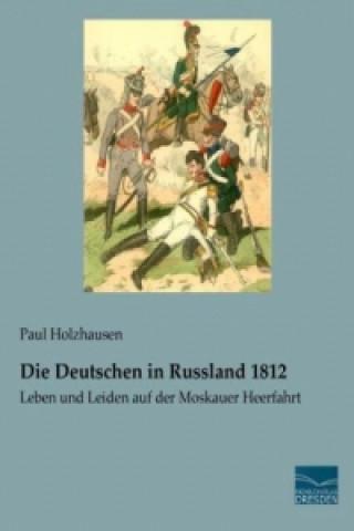 Die Deutschen in Russland 1812