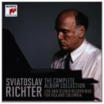 Sviatoslav Richter, The Complete Album Collection, 18 Audio-CDs