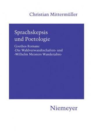Sprachskepsis Und Poetologie