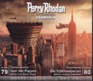 Perry Rhodan NEO - Spur der Puppen - Die Schlüsselperson