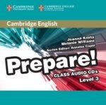 Cambridge English Prepare! Level 3 Class Audio CDs (2)