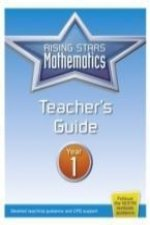Rising Stars Primary Maths Year 1 Textbook