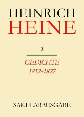 Gedichte 1812-1827