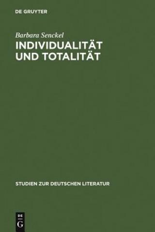 Individualitat Und Totalitat