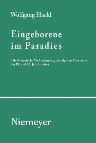 Eingeborene im Paradies