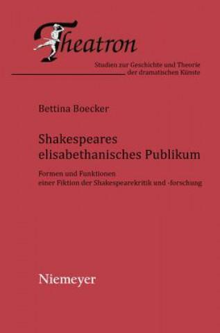 Shakespeares Elisabethanisches Publikum
