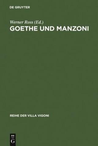 Goethe Und Manzoni