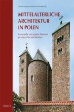 Mittelalterliche Architektur in Polen, 2 Bde.