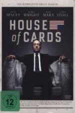 House of Cards. Season.1, 4 DVDs