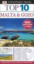 DK Eyewitness Top 10 Travel Malta & Gozo