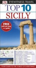 DK Eyewitness Top 10 Travel Sicily