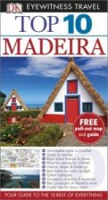 DK Eyewitness Top 10 Travel Madeira