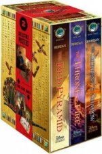 Kane Chronicles Hardcover Boxed Set