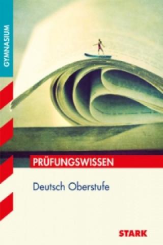 Prüfungswissen Deutsch Oberstufe