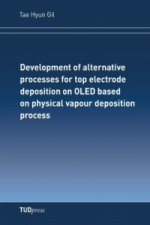 Development of alternative processes for top electrode deposition on OLED based on physical vapour depositionprocess