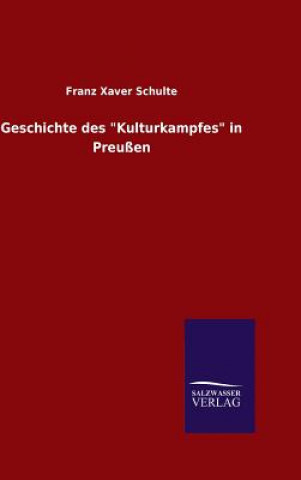 Geschichte Des kulturkampfes in Preu en