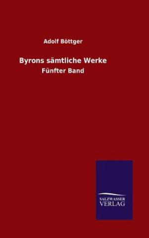 Byrons Samtliche Werke