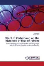 Effect of Carbofuran on the histology of liver of rabbits