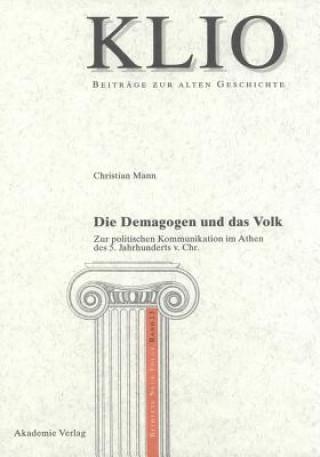 Demagogen Und Das Volk
