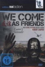We Come As Friends, DVD