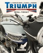 Complete Book of Classic and Modern Triumph Motorcycles 1937