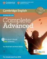 Complete Advanced Student's Book with Answers with CD-ROM wi