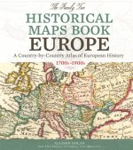 Family Tree Historical Maps Book - Europe