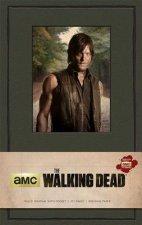 Walking Dead Hardcover Ruled Journal   Daryl Dixon