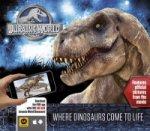 Jurassic World Where Dinosaurs Come Life