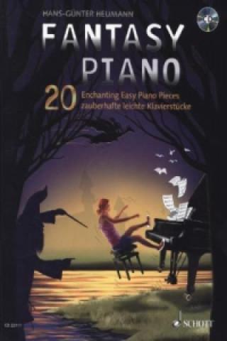 Fantasy Piano, für Klavier