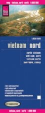 World Mapping Project Reise Know-How Landkarte Vietnam Nord