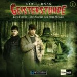 Nocturnas Geisterstunden, 2 Audio-CDs