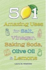501 Amazing Uses for Salt, Vinegar, Baking Soda, Olive Oil &