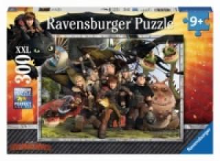 Dragons, Treue Freunde (Kinderpuzzle)